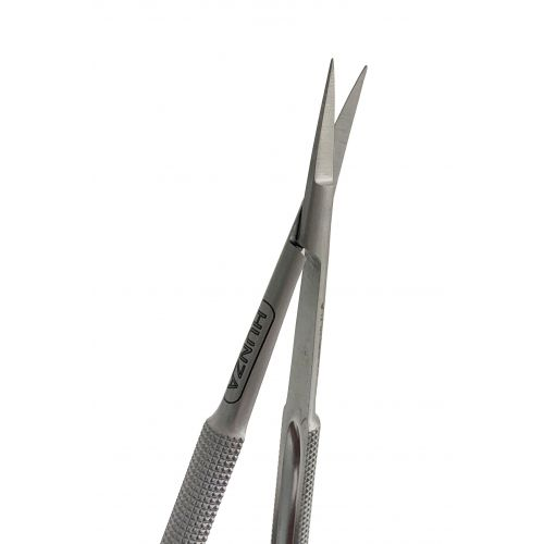 Castroviejo Scissors Straight Tungsten Carbide Tip